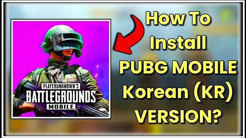 PUBG Mobile KR: How to download and install Korean version on Android